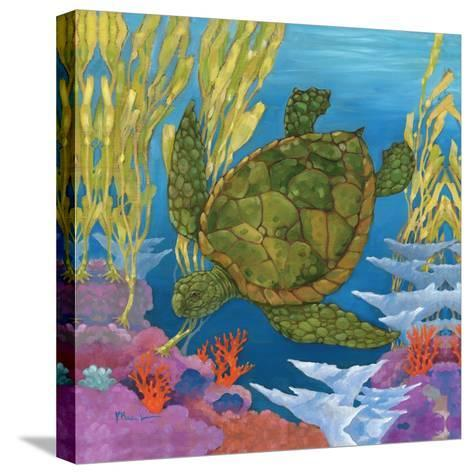Under the Sea II-Paul Brent-Stretched Canvas Print