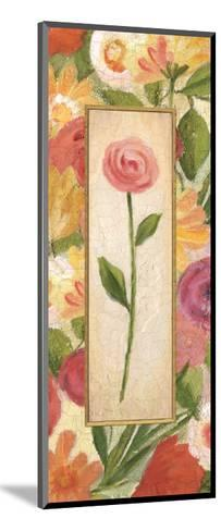 Sweet Romance Panel II-Daphne Brissonnet-Mounted Art Print