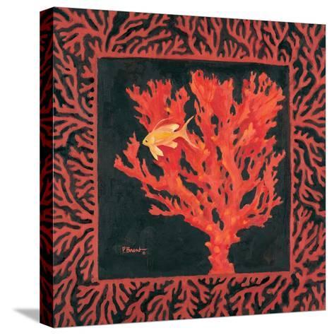 Sea Fan I-Paul Brent-Stretched Canvas Print