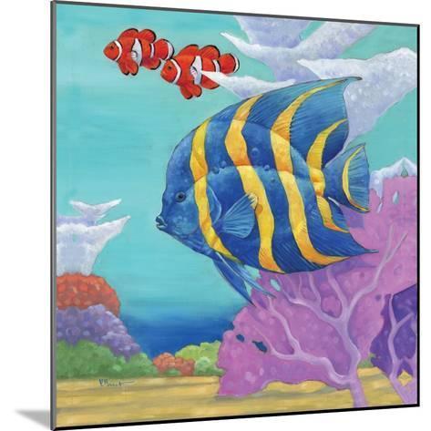 Under the Sea IV-Paul Brent-Mounted Art Print
