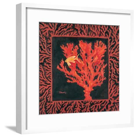 Sea Fan I-Paul Brent-Framed Art Print