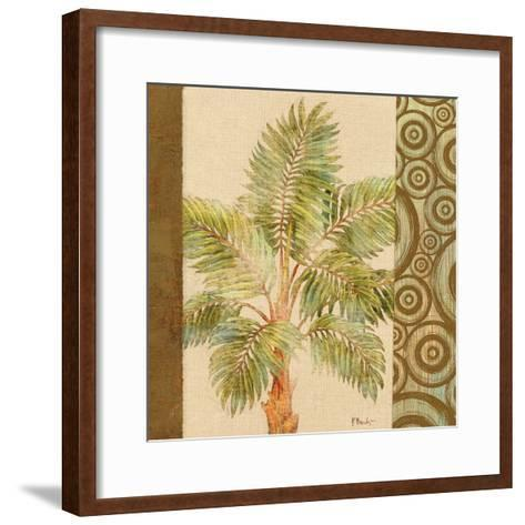 Parlor Palm II-Paul Brent-Framed Art Print