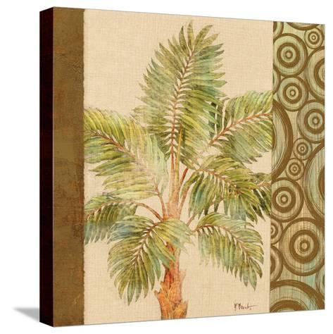 Parlor Palm II-Paul Brent-Stretched Canvas Print