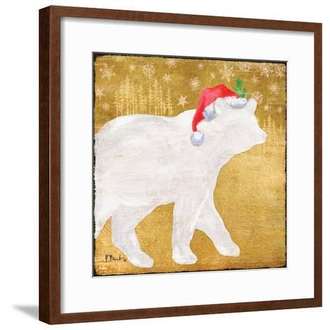 Gold Holiday I-Paul Brent-Framed Art Print