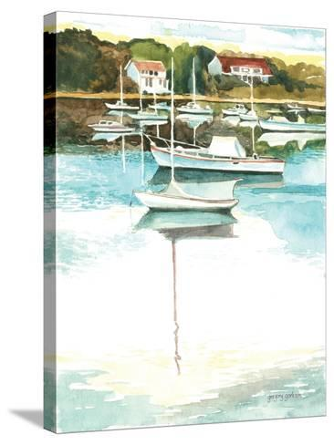 Wychmere Harbor-Gregory Gorham-Stretched Canvas Print