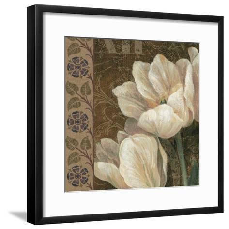 Petit Jardin Square I-Pamela Gladding-Framed Art Print