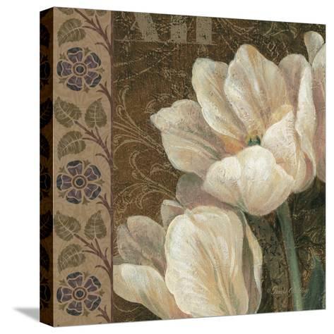 Petit Jardin Square I-Pamela Gladding-Stretched Canvas Print