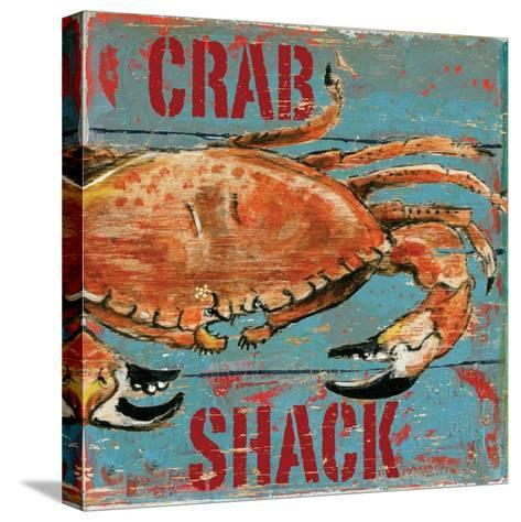 Crab Shack-Gregory Gorham-Stretched Canvas Print
