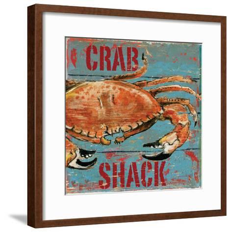 Crab Shack-Gregory Gorham-Framed Art Print