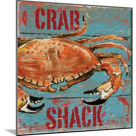 Crab Shack-Gregory Gorham-Mounted Art Print