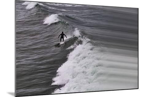 Oceanside Surf I-Lee Peterson-Mounted Photo