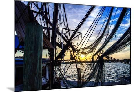 Beaufort Docks II-Alan Hausenflock-Mounted Photo