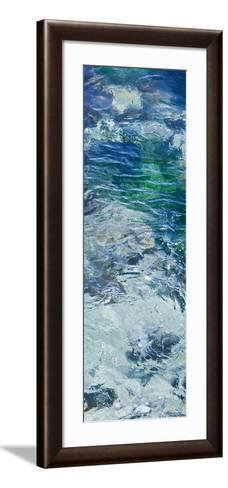 Tide Pool IV-Rita Crane-Framed Art Print