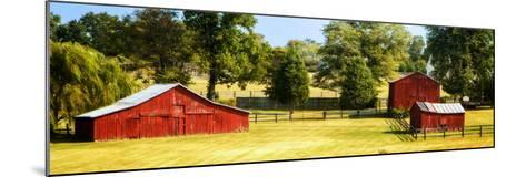 Louisa County I-Alan Hausenflock-Mounted Photo