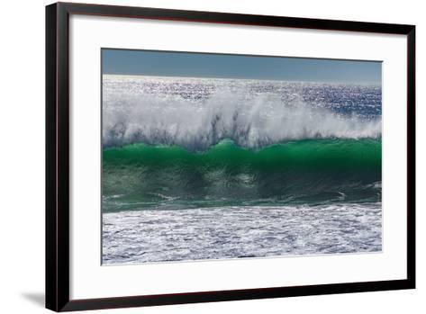 North Cayucos VII-Lee Peterson-Framed Art Print