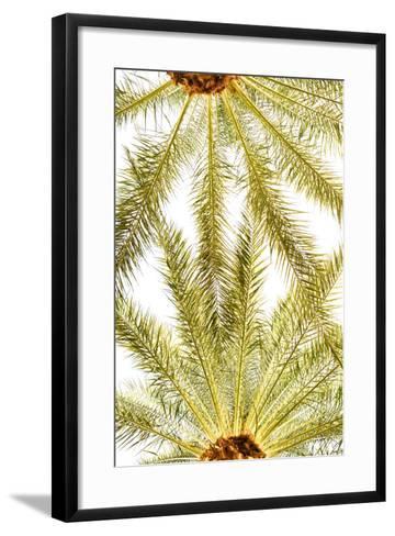 Below the Palms VI-Karyn Millet-Framed Art Print