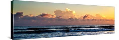 Cloud Bank Sunrise I-Alan Hausenflock-Stretched Canvas Print