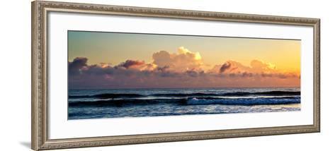 Cloud Bank Sunrise I-Alan Hausenflock-Framed Art Print