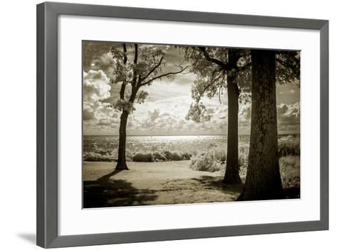 Cobb Island Afternoon II-Alan Hausenflock-Framed Art Print