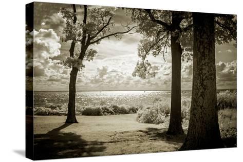 Cobb Island Afternoon II-Alan Hausenflock-Stretched Canvas Print