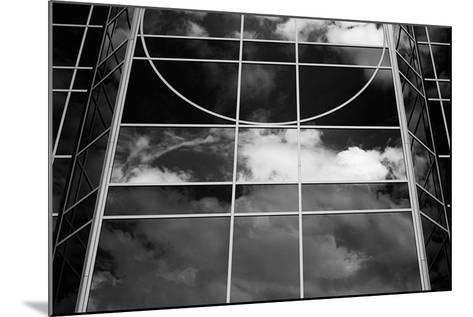 Clouds in the Glass II-Alan Hausenflock-Mounted Photo