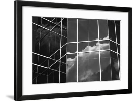 Clouds in the Glass I-Alan Hausenflock-Framed Art Print