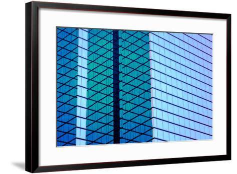 Glass & Steel I-Alan Hausenflock-Framed Art Print