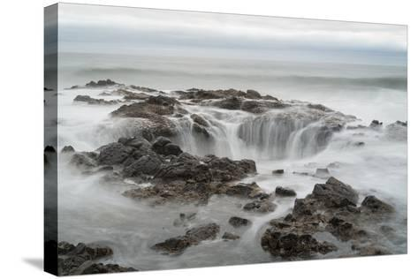 Thors Well-Stan Hellmann-Stretched Canvas Print