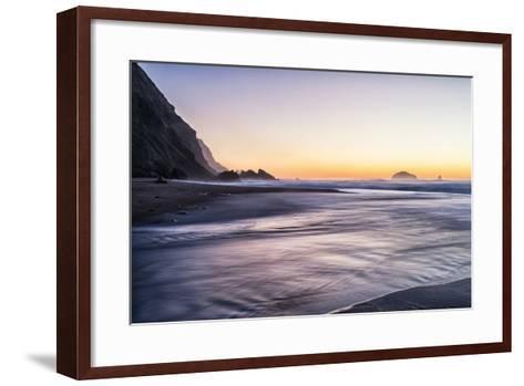 Humbug Mtn State Park II-Stan Hellmann-Framed Art Print