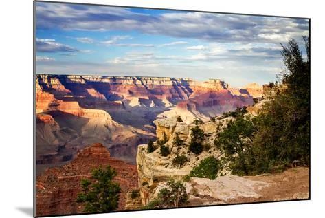 Canyon Shadows II-Alan Hausenflock-Mounted Photo