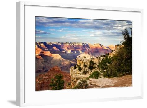 Canyon Shadows II-Alan Hausenflock-Framed Art Print