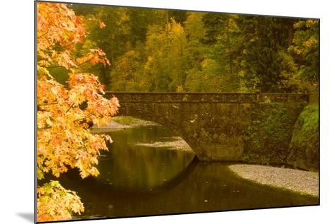 Stone Bridge-Ike Leahy-Mounted Photo