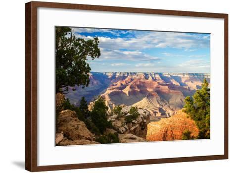Canyon Shadows I-Alan Hausenflock-Framed Art Print