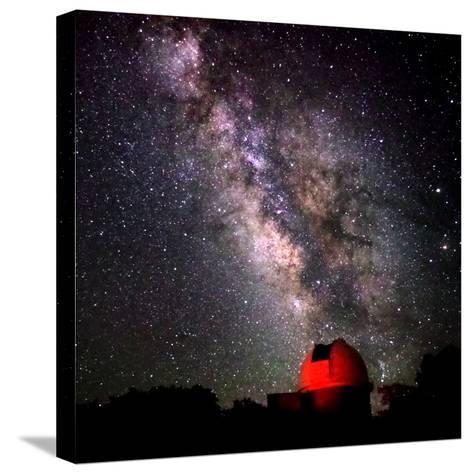 Milky Way I-Douglas Taylor-Stretched Canvas Print