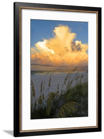 Majestic Coast II-Alex Williams-Framed Art Print