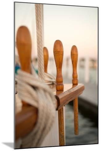 Boat Ties-Karyn Millet-Mounted Photo