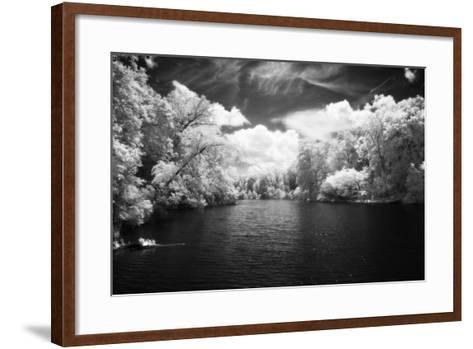 Stratford Pond I-Alan Hausenflock-Framed Art Print