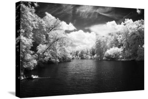 Stratford Pond I-Alan Hausenflock-Stretched Canvas Print