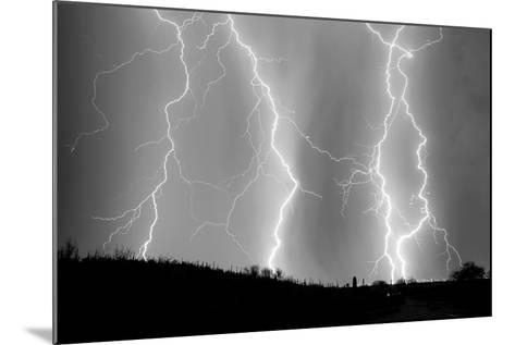 High Voltage BW-Douglas Taylor-Mounted Photo