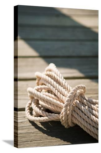 Boat Rope-Karyn Millet-Stretched Canvas Print