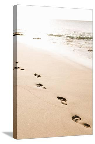 Beach Walk-Karyn Millet-Stretched Canvas Print
