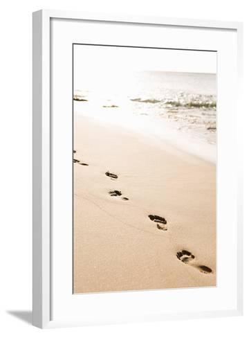 Beach Walk-Karyn Millet-Framed Art Print