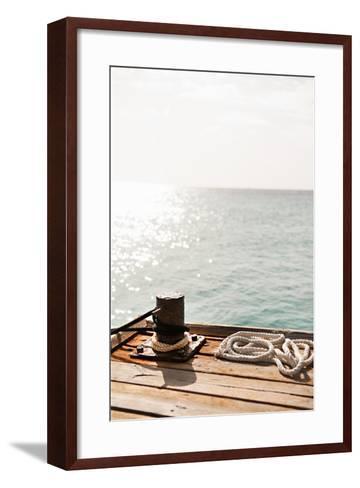 Awaiting Return-Karyn Millet-Framed Art Print