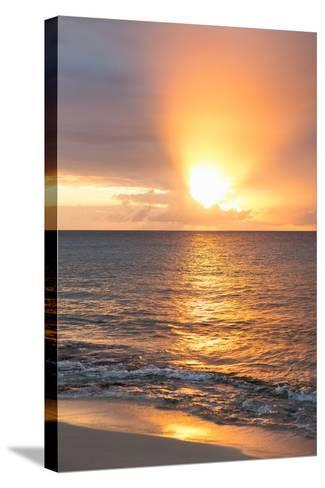 Island Sunset III-Karyn Millet-Stretched Canvas Print