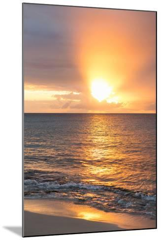 Island Sunset III-Karyn Millet-Mounted Photo