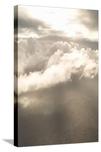 Clouds Over Water I-Karyn Millet-Stretched Canvas Print