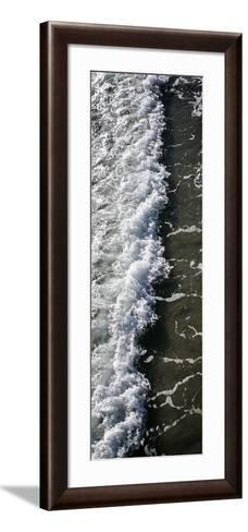 Wave's End I-Alan Hausenflock-Framed Art Print