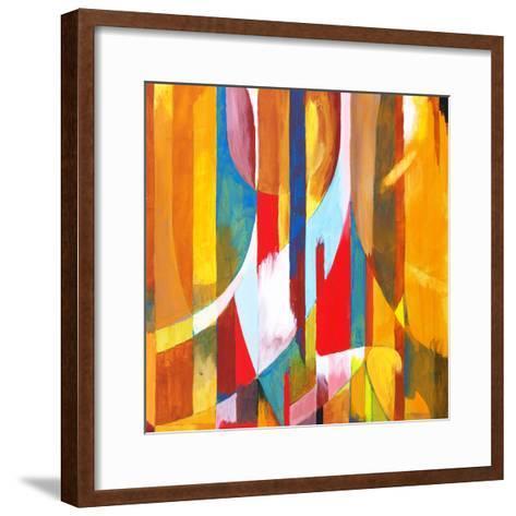 Abstract Painting-clivewa-Framed Art Print