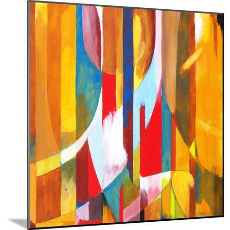 Abstract Painting-clivewa-Mounted Photographic Print