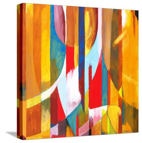 Abstract Painting-clivewa-Stretched Canvas Print